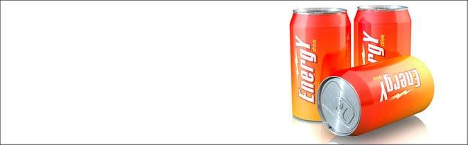 Energy Drinks & Nutrition Bars