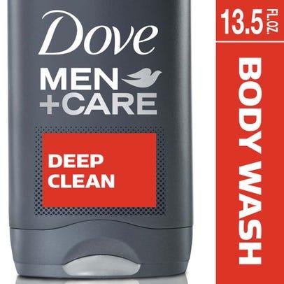 Dove Men Care Body And Face Wash Deep Clean 13 5 Fl Oz 400 Ml Rite Aid