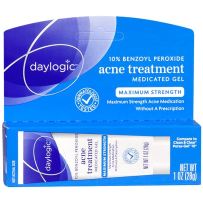 Daylogic Acne Treatment Medicated Gel 1z Rite Aid