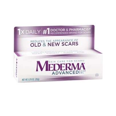 Mederma Scar Gel Advanced 0 7 Oz 20 G Rite Aid