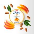 Dove Body Polish Crushed Almond Mango Butter 10 5 Oz