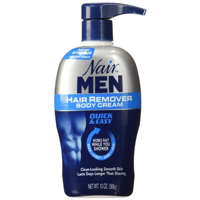 Nair Care Nair Men Hair Removal Body Cream 13oz Rite Aid