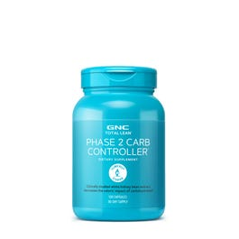 Gnc Total Lean Phase 2 Carb Controller 120 Ct