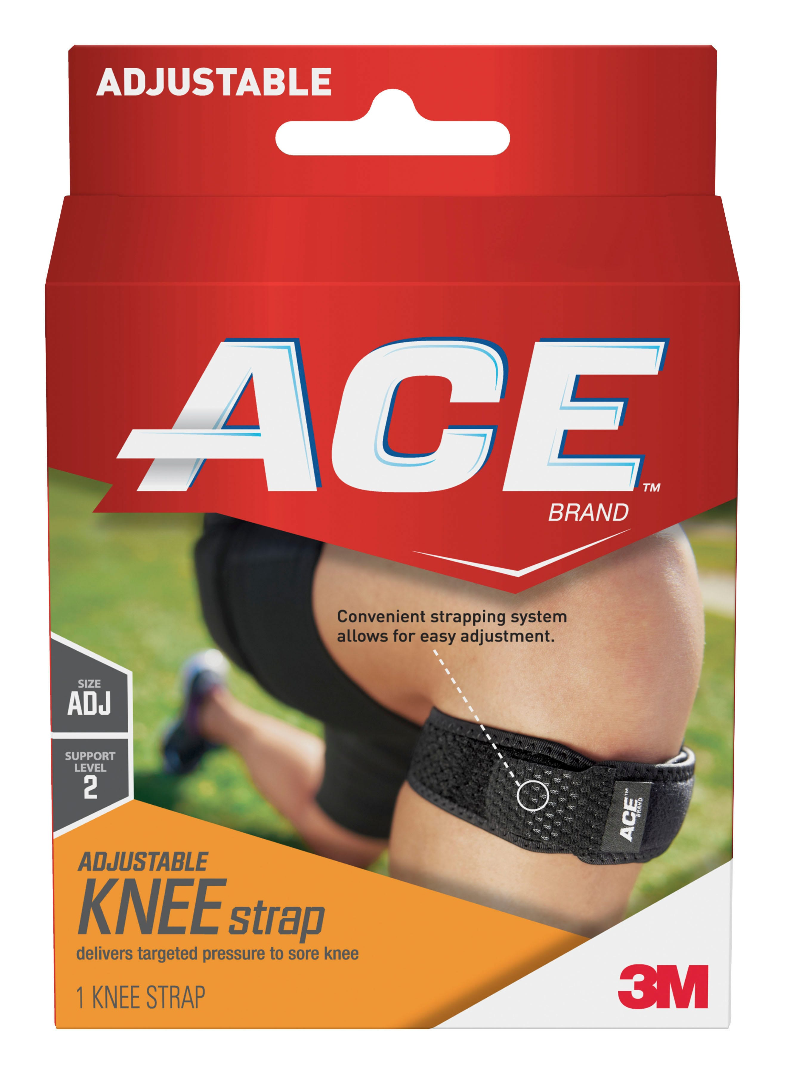 Image of ACE Knee Strap, Adjustable One Size