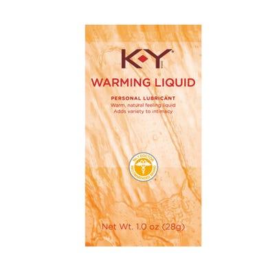 KY Warming Liquid Personal Lubricant - 1 oz | Rite Aid
