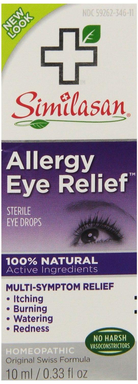Image of Similasan Allergy Eye Relief - 0.33 fl oz