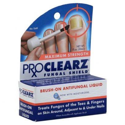Pro Clearz Fungal Shield Antifungal Liquid - 1 fl oz | Rite Aid