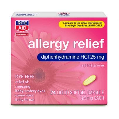 does diphenhydramine make you sleepy