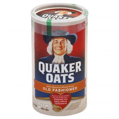 Quaker Oats, Old Fashioned 18 oz (1 lb