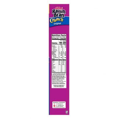 Raisin Bran Crunch, Breakfast Cereal