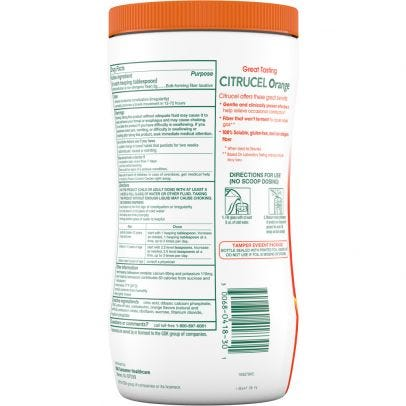 Citrucel Fiber Therapy, Methylcellulose