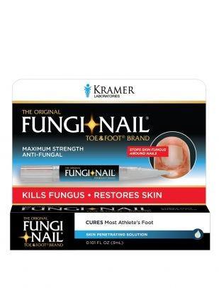 Fungi Nail Toe Foot Maximum Strength Anti Fungal Pen Solution 0 101 Fl Oz