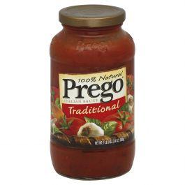 Prego Italian Sauce, Traditional 24 oz
