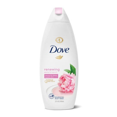 Dove Purely Pampering Sweet Cream Peony Body Wash 22 Oz Rite Aid