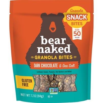 Bear Naked Granola Bites Dark Chocolate and Sea Salt - 7.2