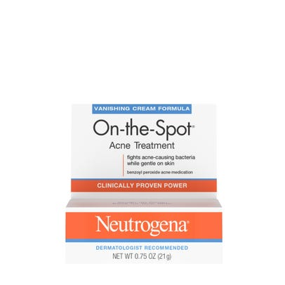 Neutrogena On The Spot Acne Treatment Vanishing 0 75 Oz Rite Aid
