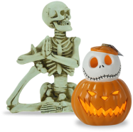 Halloween decor up to 50% off online exclusive