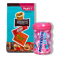 select candy