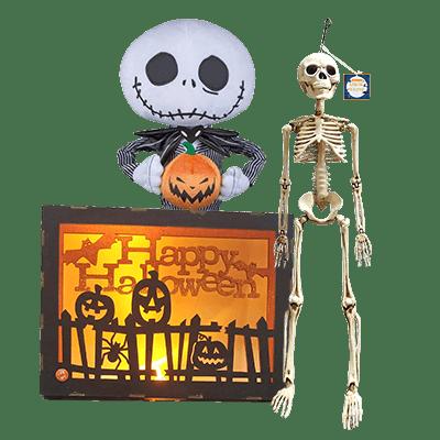 Halloween Let's Get Spooky