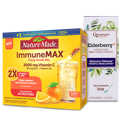 Immunity Support Save up to 25%