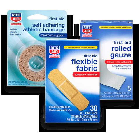 rite aid brand first aid