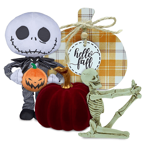 Halloween Get into the Spooky Spirit at Rite Aid Browse our selection of décor, candy, and costumes.